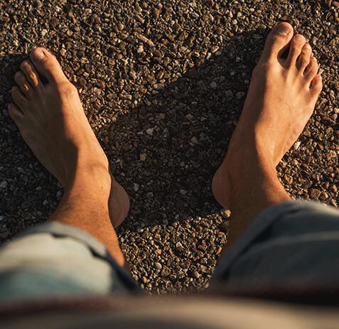 barefoot K6BXEJP